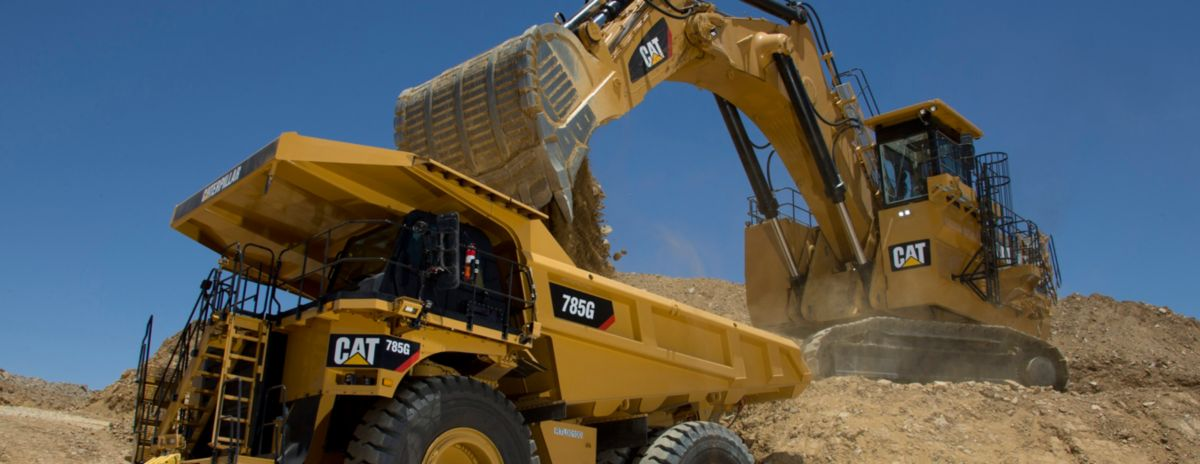 Caterpillar announces MineStar Edge™ mine management technology platform