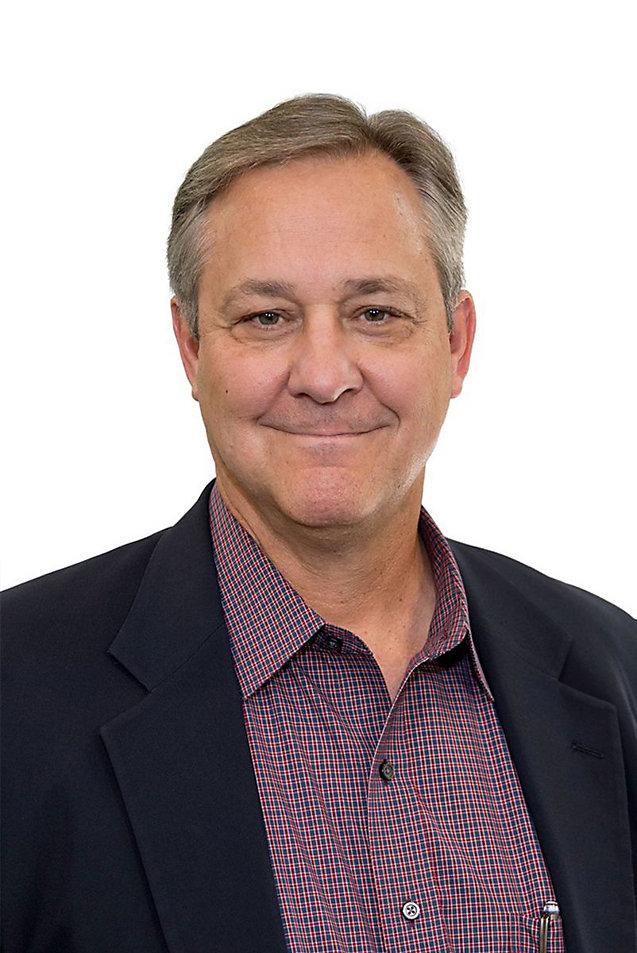 Paul Denton, Senior Vice President of Global Rolling Stock Sales, Technology and Marketing for Progress Rail