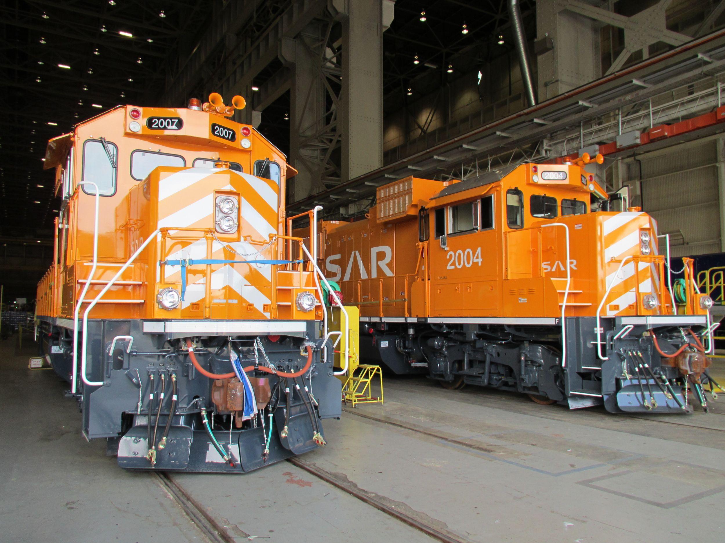 EMD® GPL38S Freight Locomotive