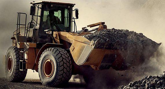 The Cat 950 GC
