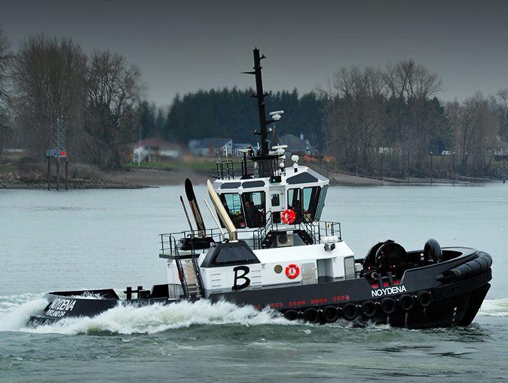 Latest Tug in Vessel Series Redefines the Escort Tug Market