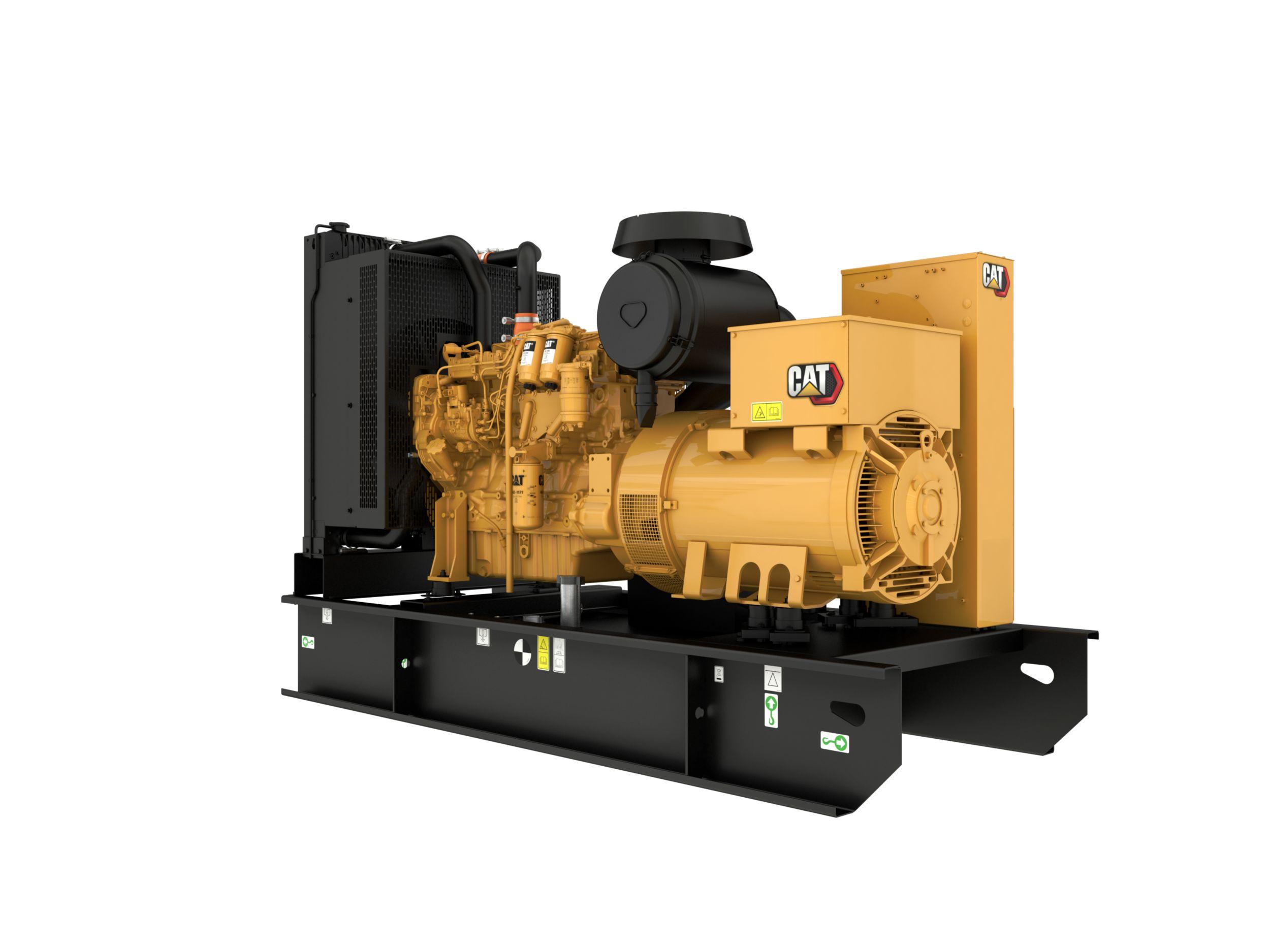product-C7.1 Diesel Generator Rear Left