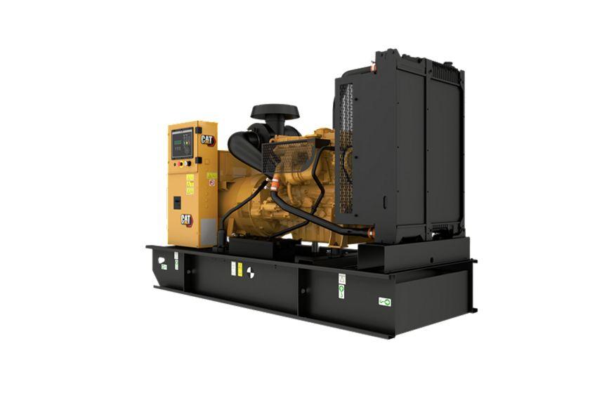 C7.1 Diesel Generator Front Right
