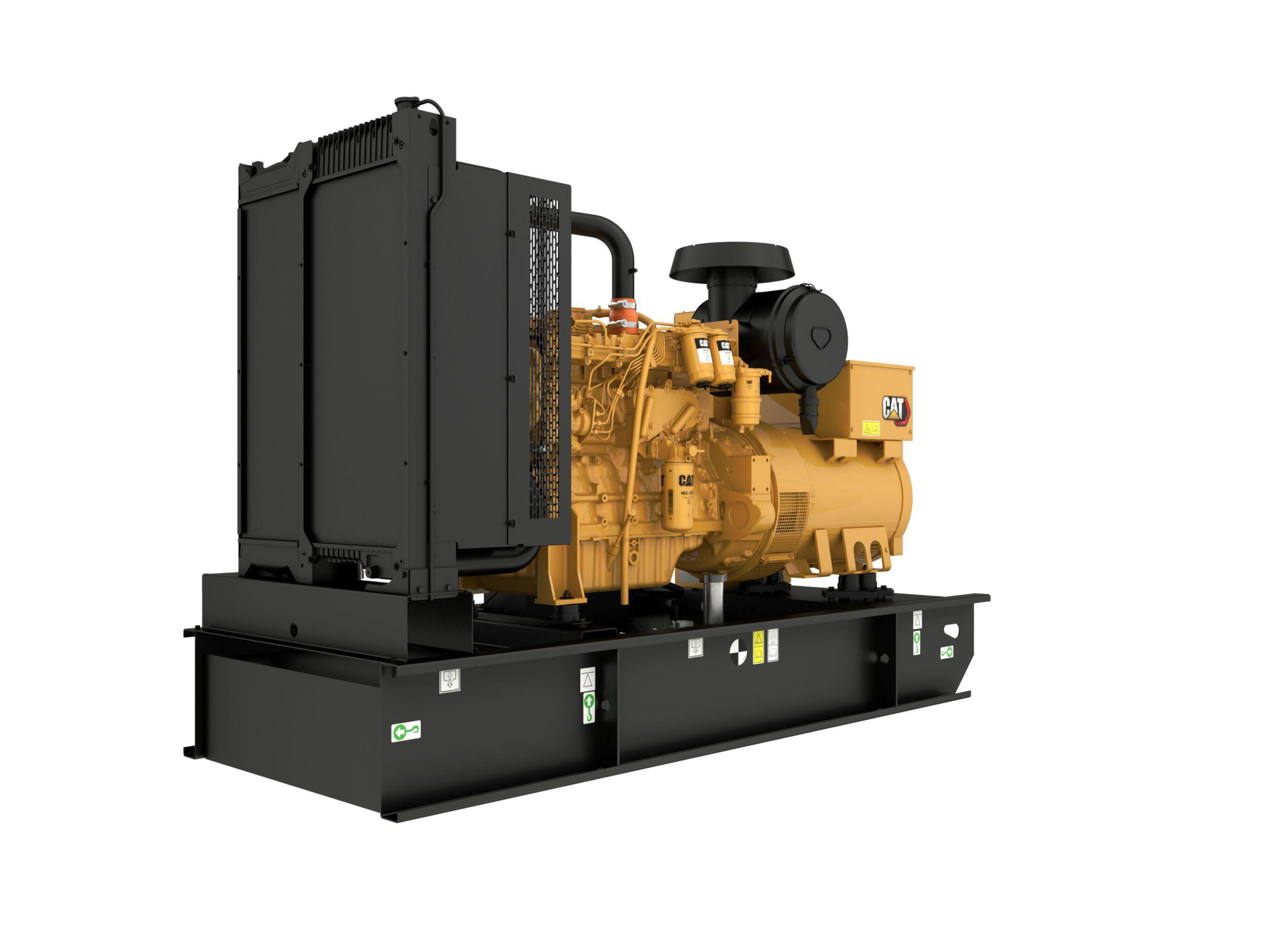product-C7.1 Diesel Generator Front Left