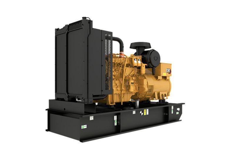 C7.1 Diesel Generator Front Left