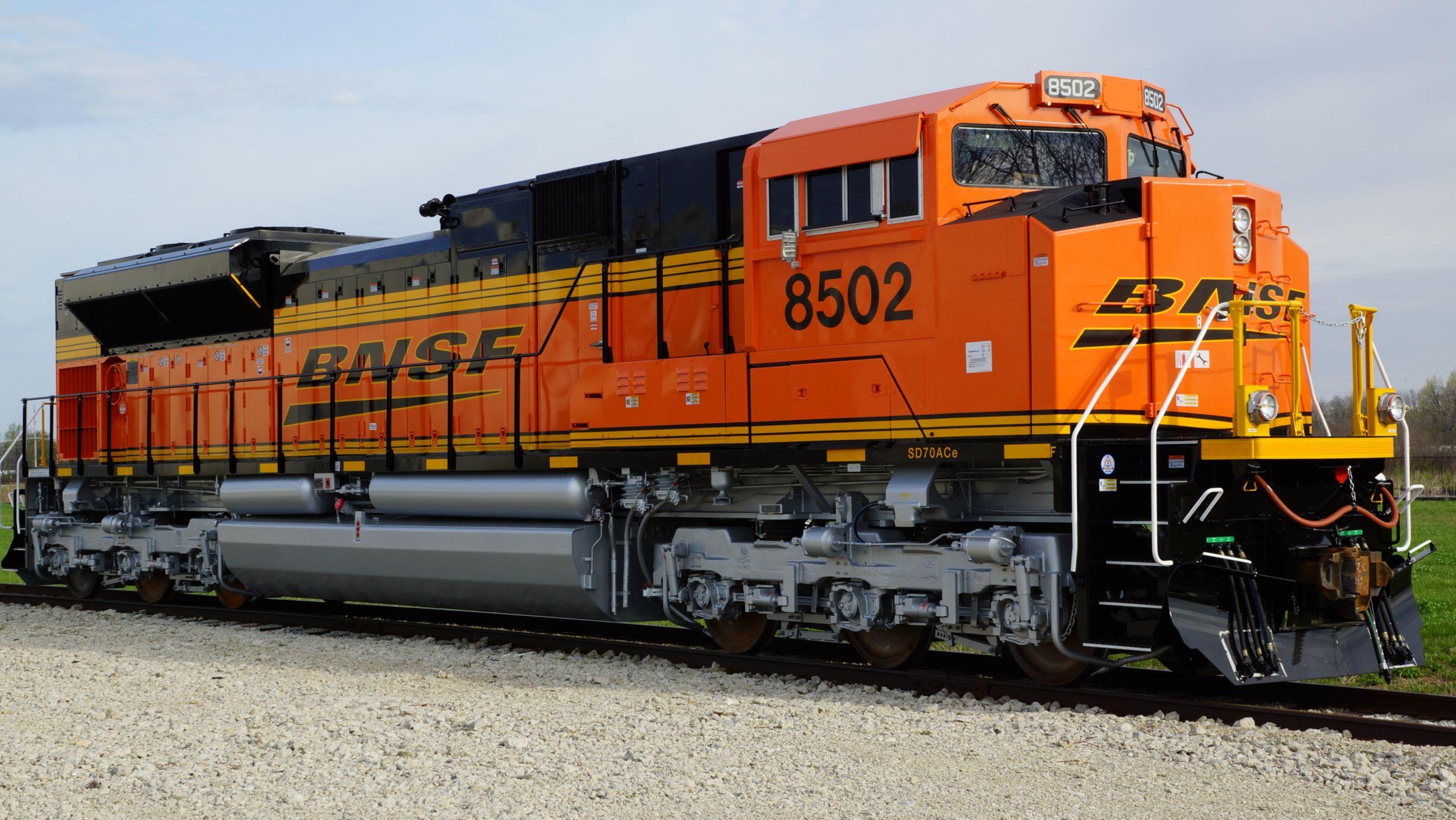 EMD® SD70ACe-P4 Freight Locomotive