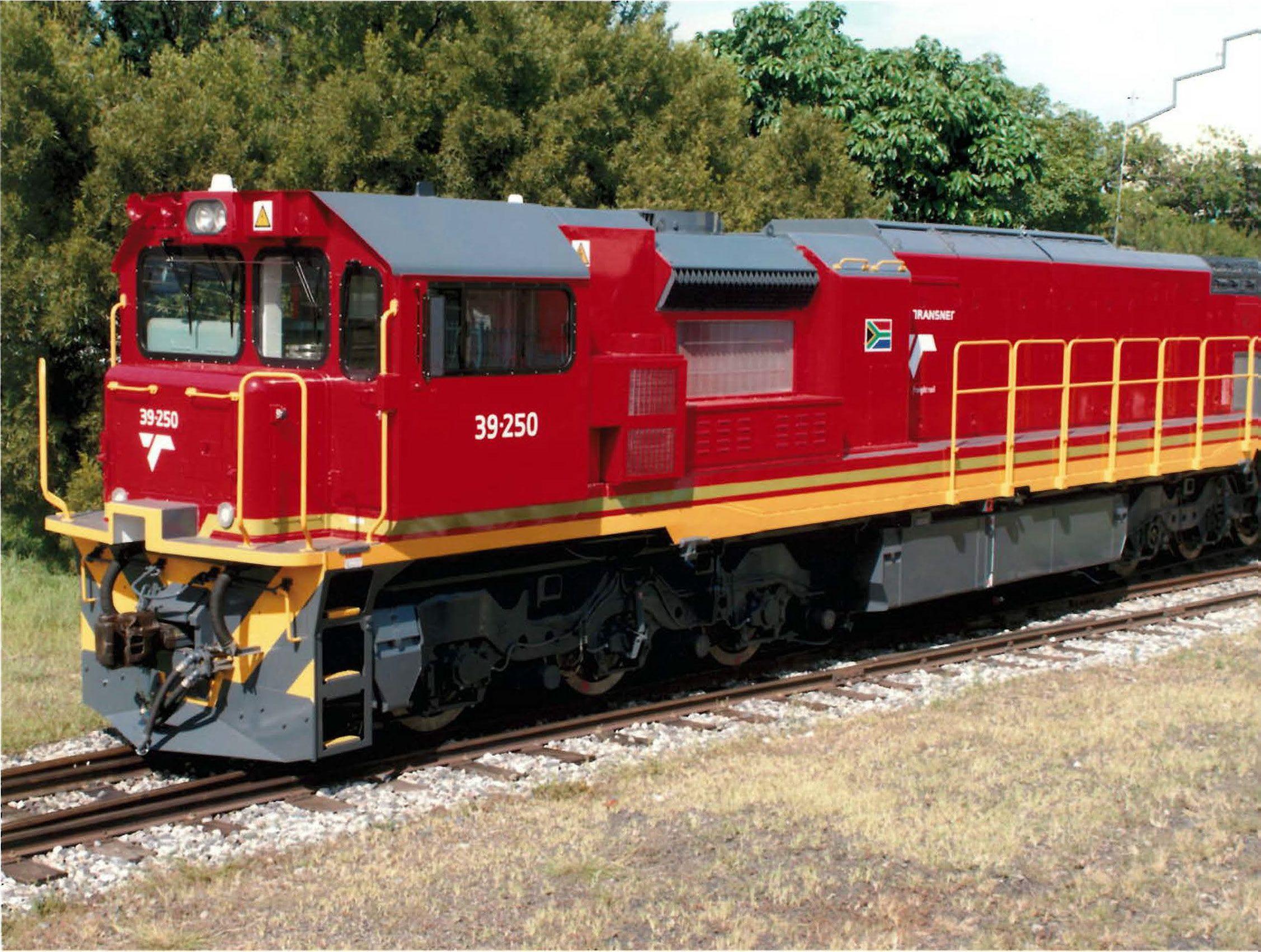 EMD® GT26CU-3 Freight Locomotive