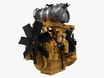 C7.1 Industrial Engine
