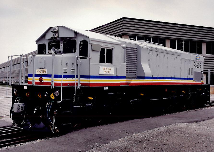EMD® GT18LC-2