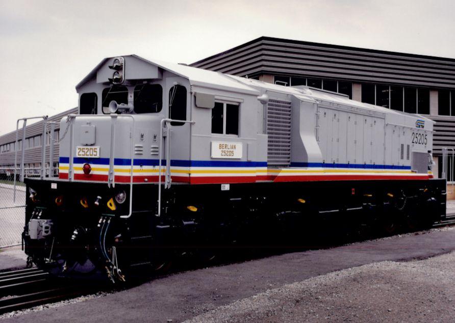 EMD® GT18LC-2 (LXO) Freight Locomotive