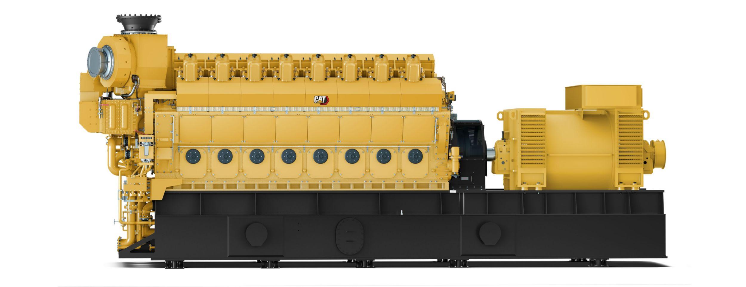 CM32E Electronic Power Generator Sets>