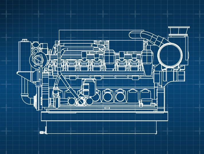 From Sketch to Shipyard: The Story of Caterpillar Marine's Tier 4 & IMO Tier III Emissions Solution