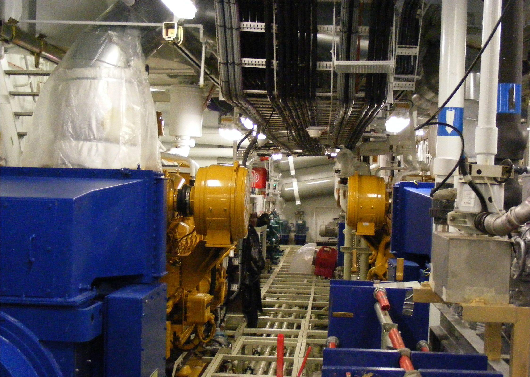 Marine Tier 4 Final Engines