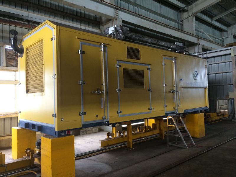 K950 CONTAINERIZED WELDING SYSTEM