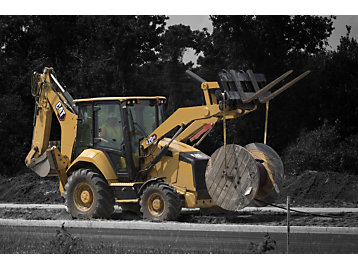 See all the features and upgrades that make the new Cat® Backhoe Loaders more versatile and skillful than ever.