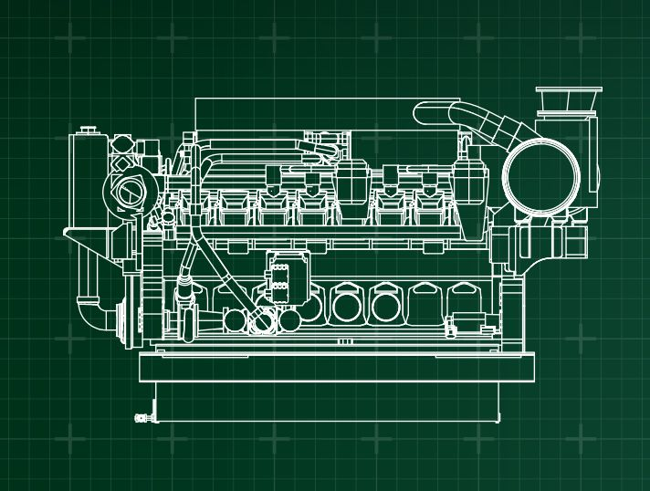 Naval Architect Plays Key Role in Marine Tier 4 Engine Design