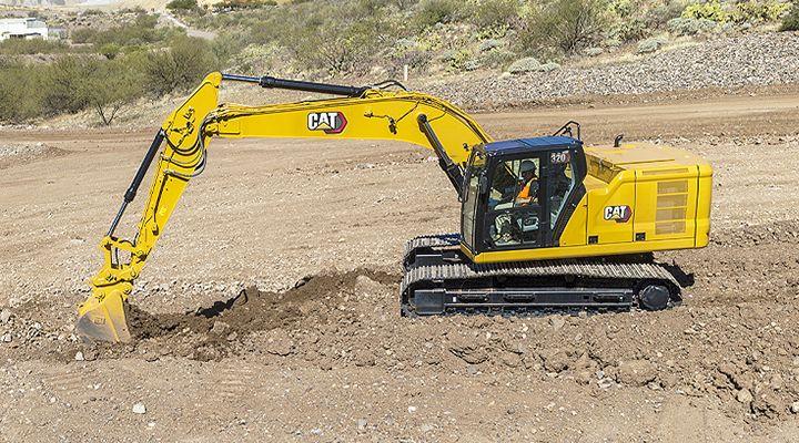 建設土木用重機