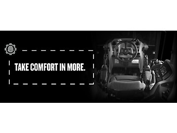 The new Cat® Backhoe Loaders offer even more comfort in a powerful, versatile machine.