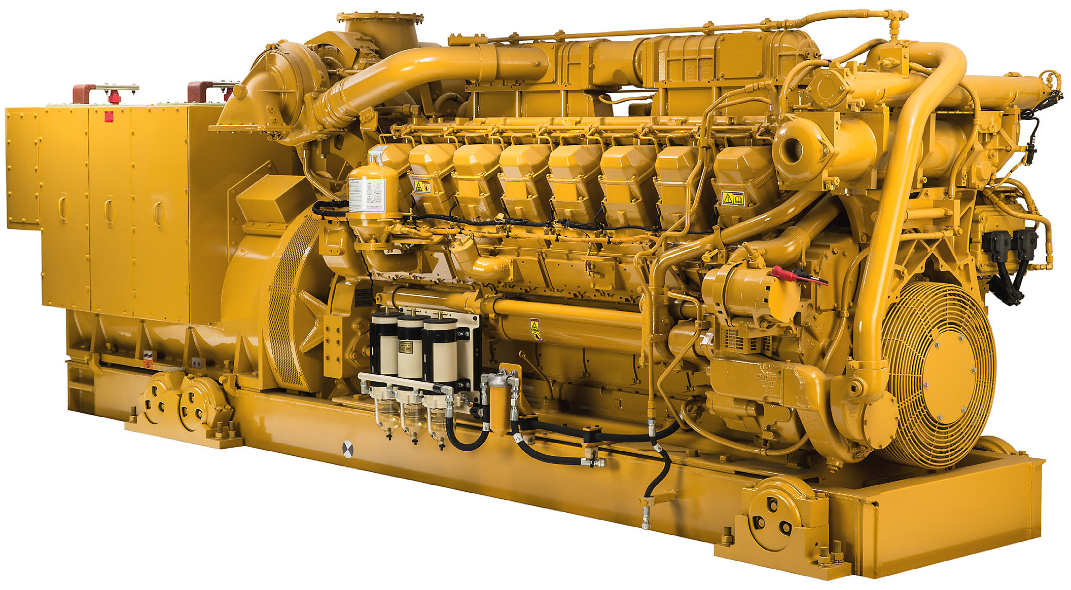 CAT® Engines for Rail