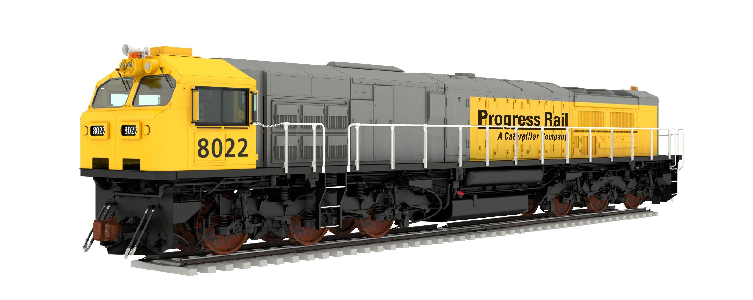 EMD® GT38ACL Freight Locomotive