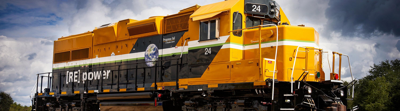 EMD Repowered Locomotives