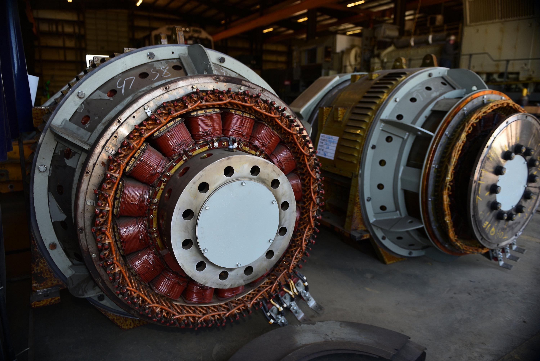 Passenger Locomotive Parts Part