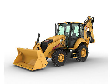 The new Cat® 416 Backhoe Loader delivers comfort, performance and multitasking versatility – in one easy-to-operate machine.