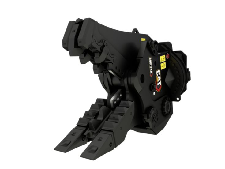 Augers - MP318 Pulverizer Jaw