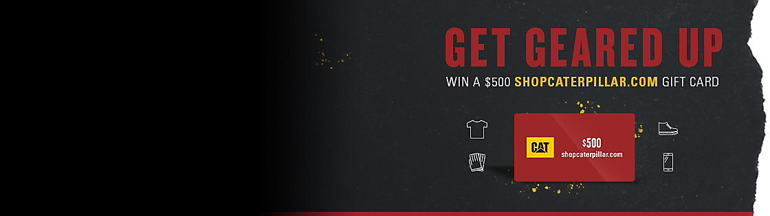 Get Geared Up Giveaway