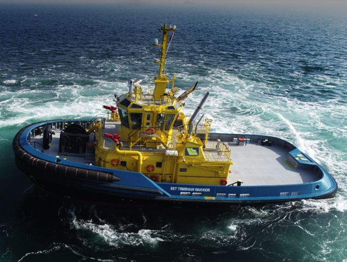 Growing Tug Operator Puts Its Trust in Cat® Marine Power