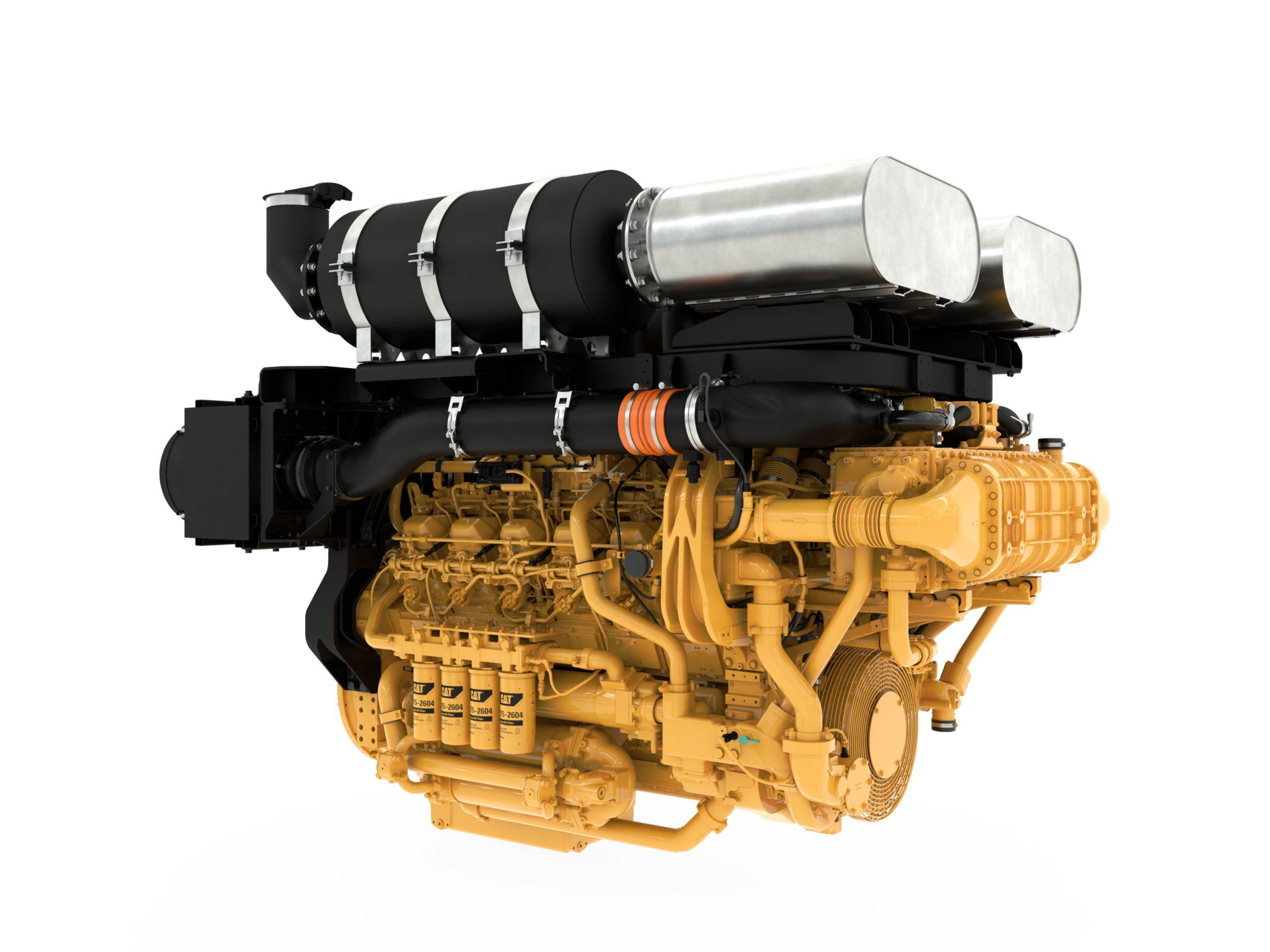 Diesel Progress >175 hp Engine of the Year