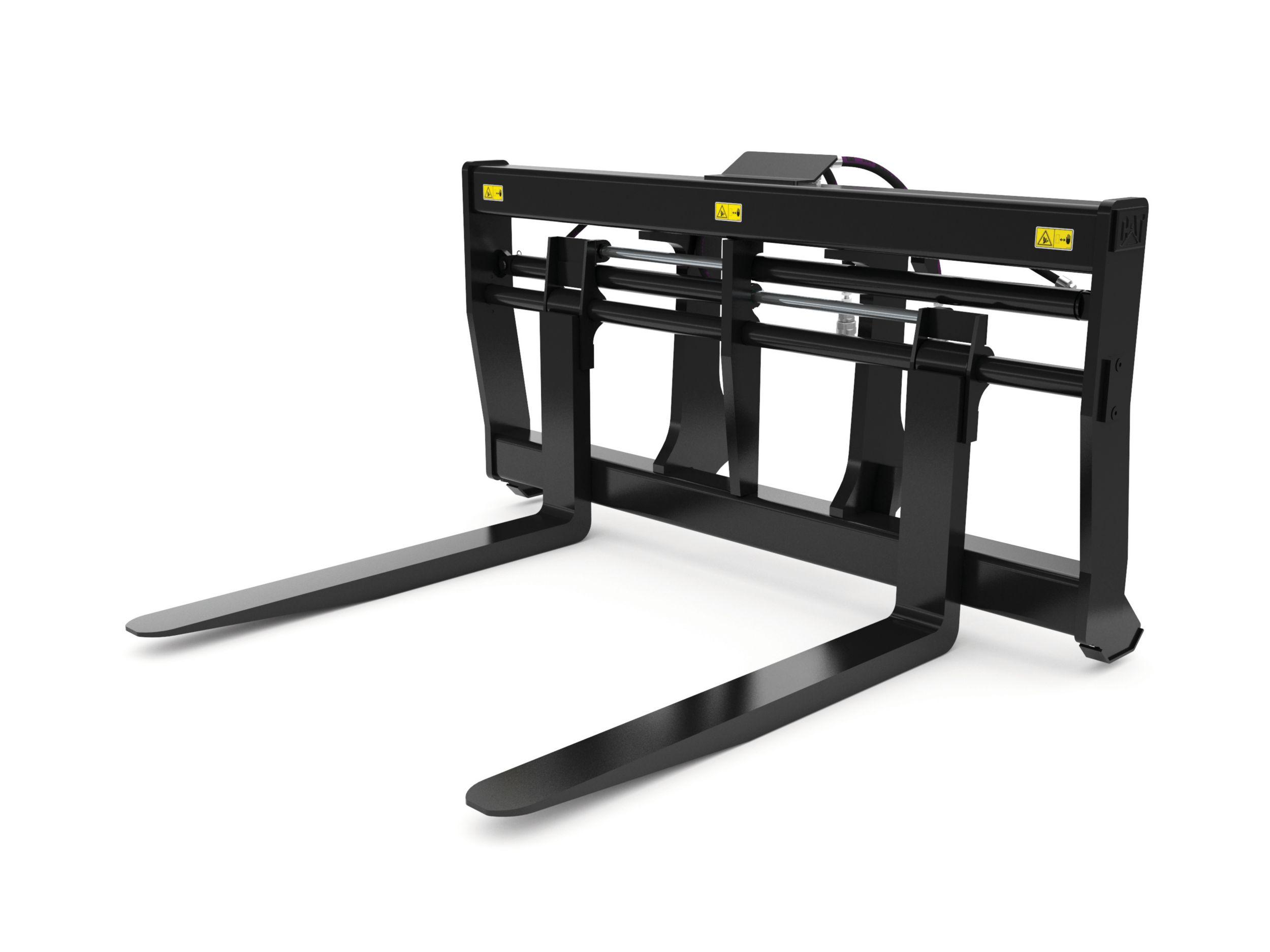 1220 mm (48 in) Hydraulic Forks