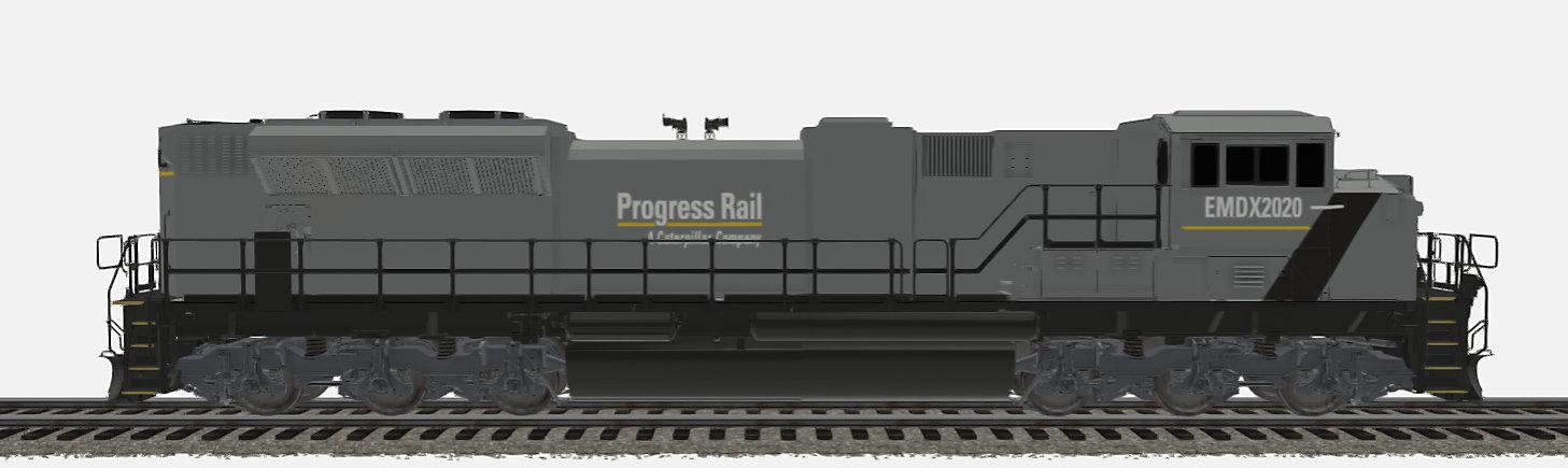SD70ACe-T4 Locomotive Product Configurator