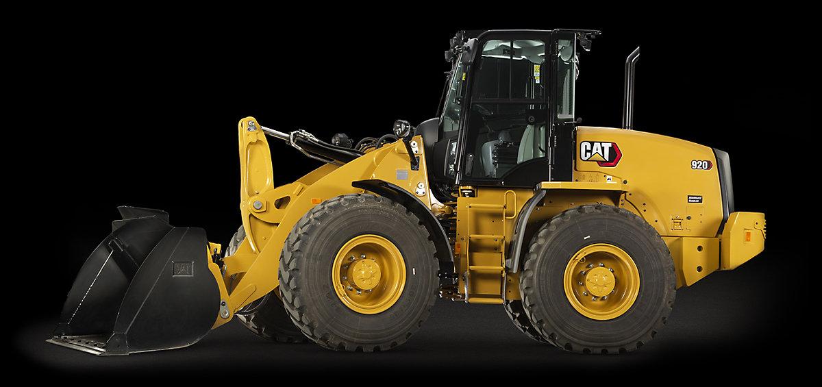 The Cat 920 Wheel Loader