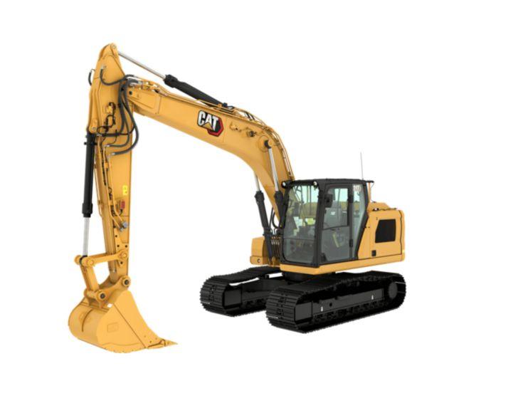 Excavators - 317