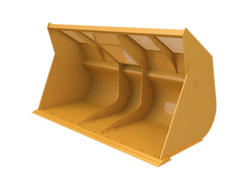 Woodchip Bucket 9.9 m³ (13 yd³)