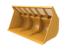 Woodchip Bucket 12 m³ (15.75 yd³)