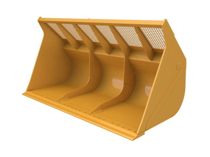 Augers - Woodchip Bucket 12 m³ (15.75 yd³)