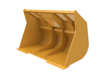 Woodchip Bucket 9.2 m³ (10.5 yd³)