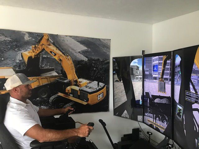 Troy Bombardier - Cat Simulators