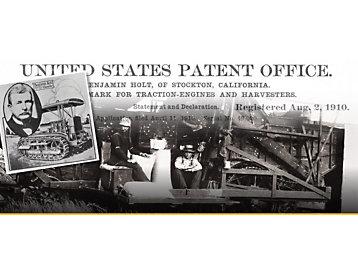 Anniversary of the Caterpillar Trademark