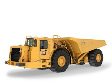 AD45 - Underground Mining Trucks
