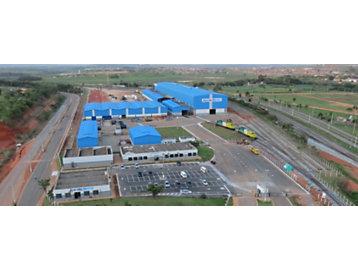 Caterpillar's Rail Division's Sete Lagoas, Brazil facility