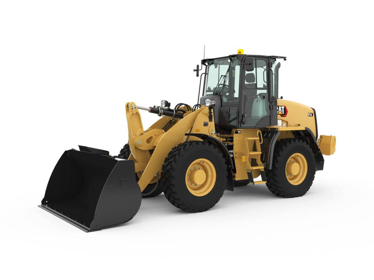 Compact Wheel Loaders 914