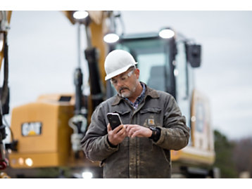 Use the app while you're on site, at home or in transit from one job to another.