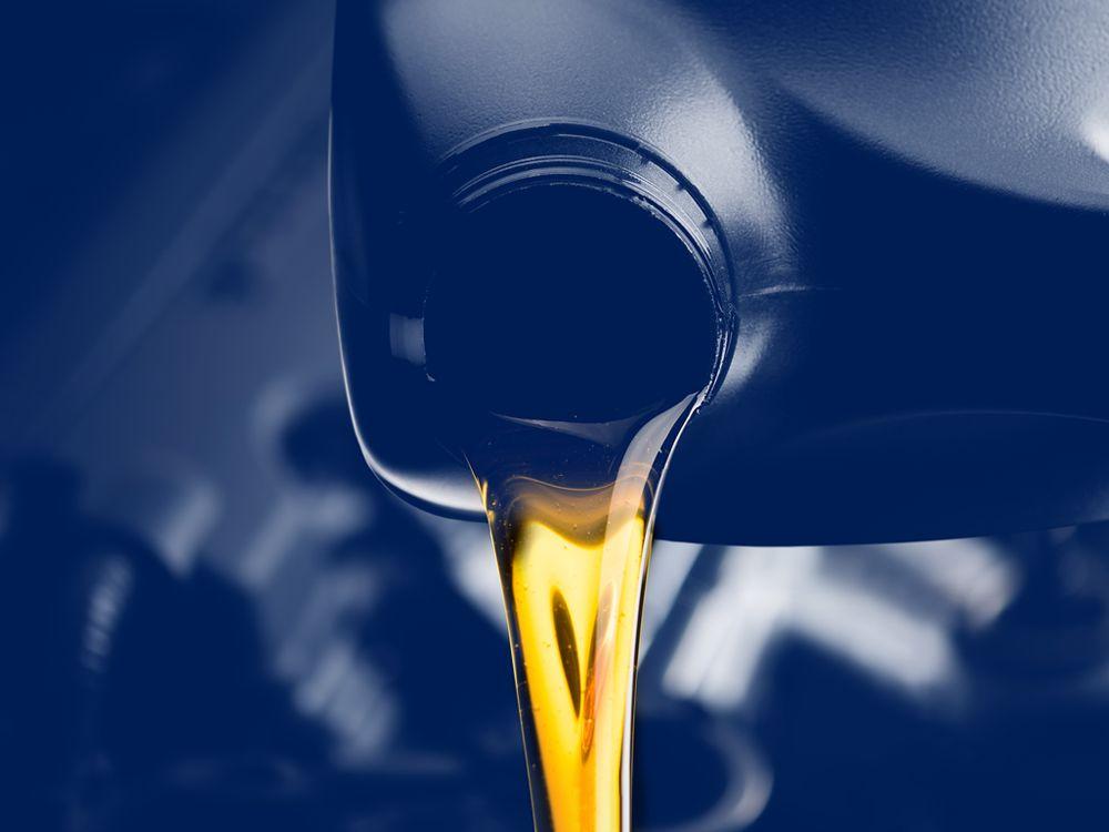 发动机油液