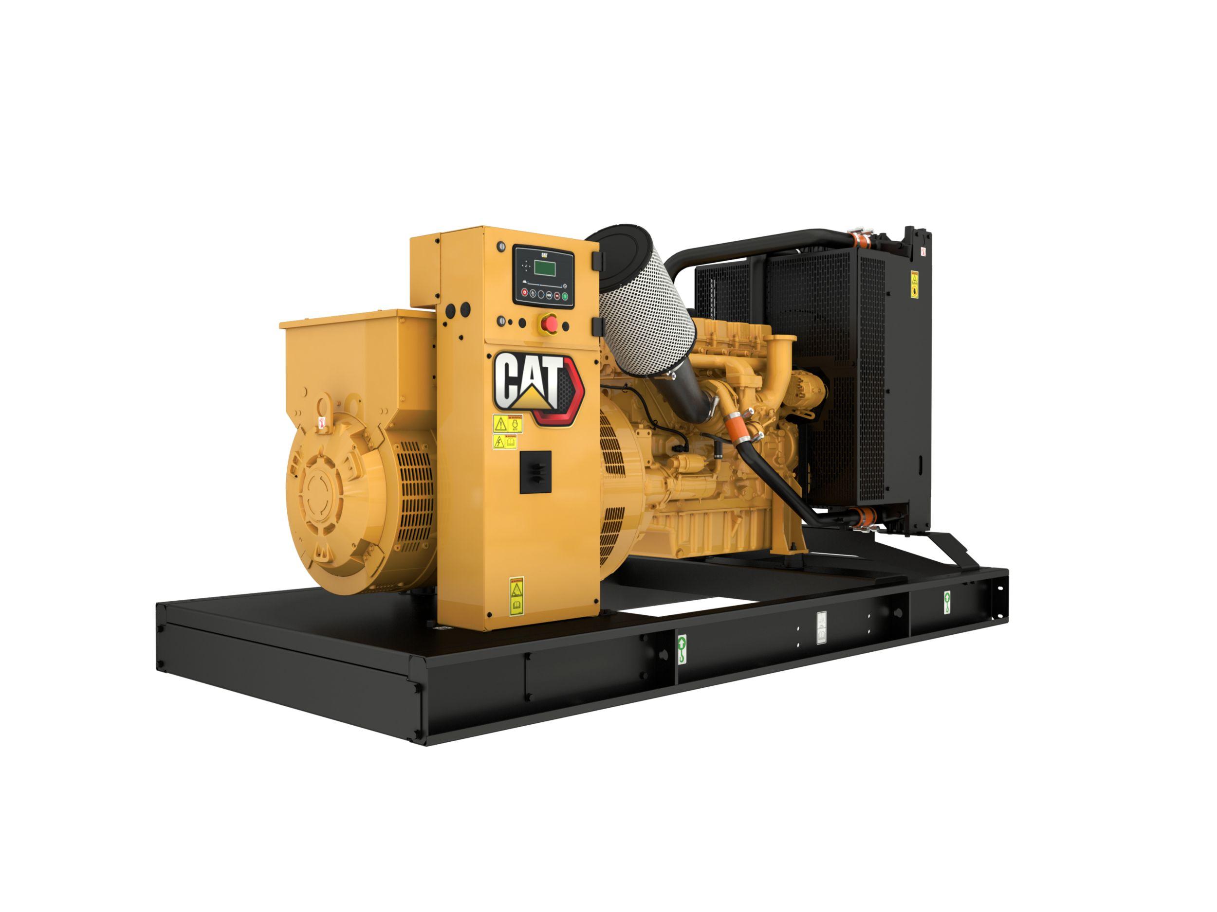 D125 GC Generator Set