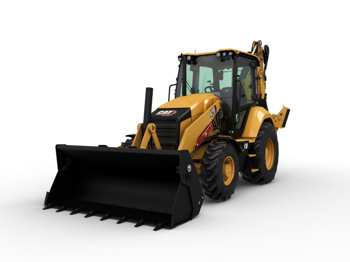 420 Backhoe Loader