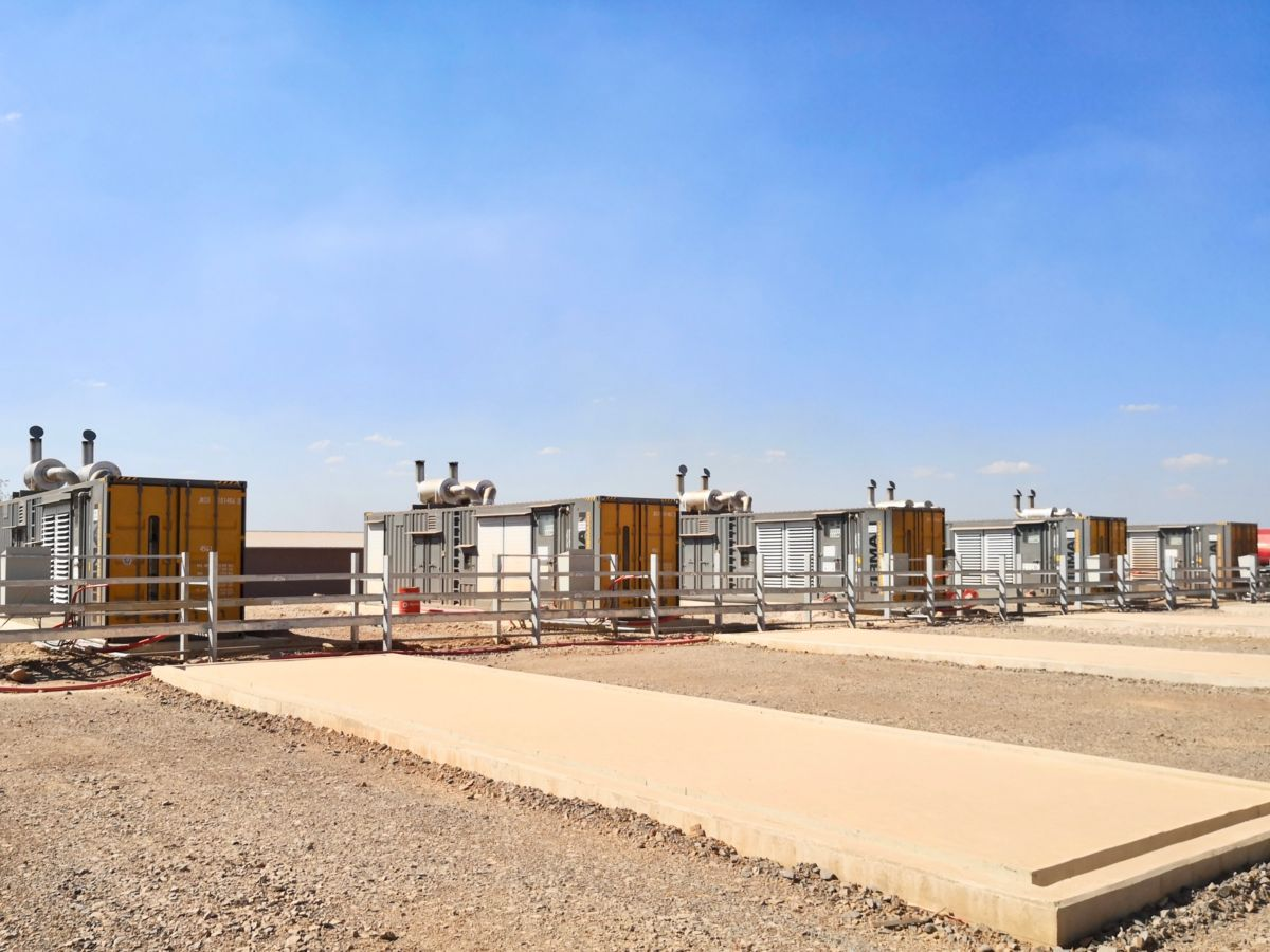 African mining group relies on Sumec and Perkins as the prime power source for its operations