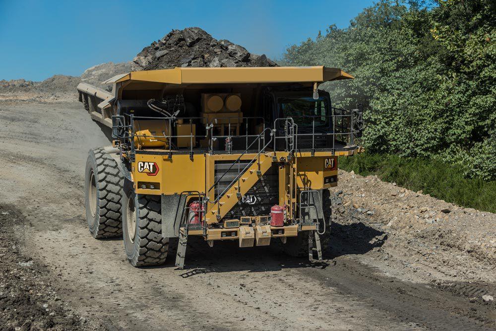 785 Mining Truck>